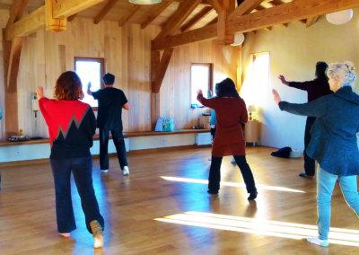 Méditation active dansée à Manaska