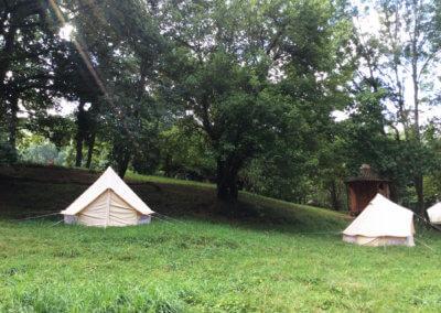 Camping séjour bien-être à Manaska Haute Garonne