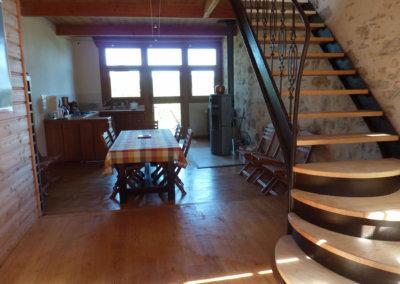 Hébergement en dortoir écologique pour séjour bien-être en Haute-Garonne